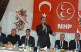 MHP SAMSUN İL BAŞKAN ADAYI ÖMER SÜSLÜ,