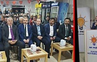 Milletvekili Kırcalı; Alaçam'da Anayasa Konferansı...