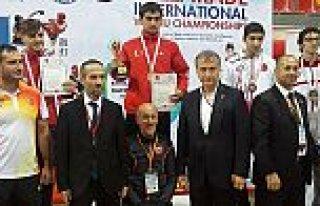 Milli İrade Uluslararası Wushu Şampiyonası Sona...