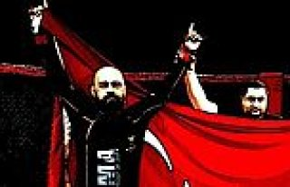 MMA Kafes Dövüşü Dünya Şampiyonun'dan 19 Mayıs'da...