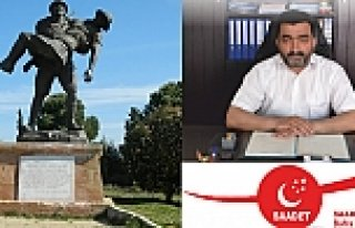"""Mustafa Öcal'dan """"18 Mart Çanakkale Zaferi""""..."""