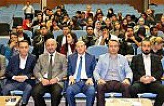 OMÜ Yönetimi Yabancı Uyruklu Öğrencilerle Tanıştı