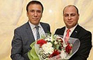 SAMGİAD'dan Başkan Genç'e Ziyaret