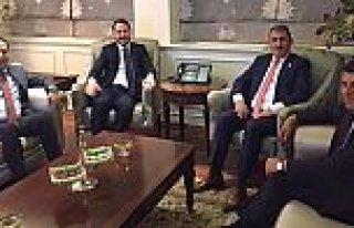 Samsun Milletvekili Köktaş'tan Bakan Albayrak'a...
