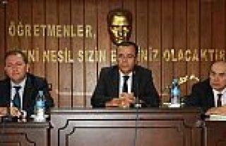 SAMSUN'DA HAYAT BOYU ÖĞRENME TOPLANTISI GERÇEKLEŞTİRİLDİ