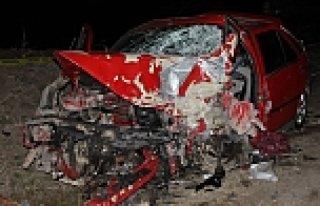 Samsun'da Trafik Kazası: 2 Ölü, 7 Yaralı