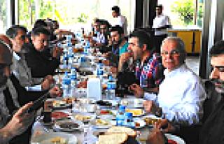 Samsun'lu Gazeteciler Gürcistan Yolunda