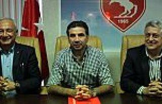 Samsunspor'da Osman Özköylü dönemi