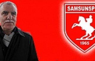 """""""Samsunspor'un hak ettiği sonucu alacağız"""""""