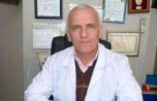 """Veteriner Hekim Şevki Yalçın:"""" Bafra Bölgesinde..."""