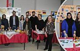 """Yabancı Diller Yüksekokulunda """"Intercultural Day""""..."""