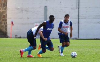 Trabzonspor yeni sezon hazırlıklarına devam ediyor