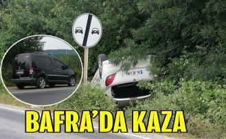 BAFR'DA KAZA