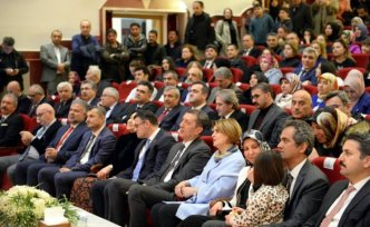 Milli Eğitim Bakanı Ziya Selçuk Tokat'ta