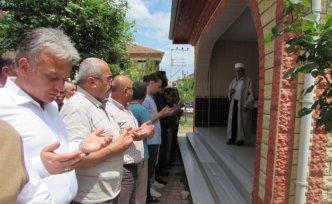 Kavak'ta Mursi için gıyabı cenaze namazı