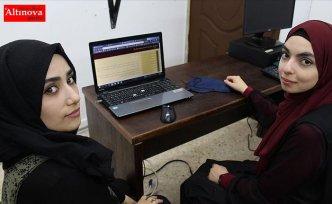 Suriye ve Ürdünlü kızlardan yeni girişimcilere yol gösterecek proje