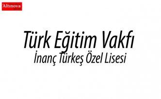 Türk Eğitim Vakfı İnanç Türkeş Özel Lisesi