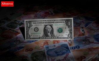Dolar/TL 4 günlük yükselişinin ardından 5,75'e geriledi