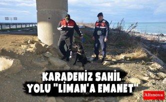 "Karadeniz Sahil Yolu ""Liman'a Emanet"""