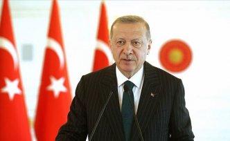 Erdoğan: Diline, ırkına, dinine bakmadan yardım elimizi uzatıyoruz