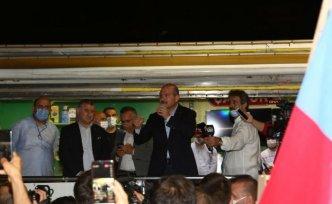 İçişleri Bakanı Soylu, Rize'de 15 Temmuz Demokrasi ve Milli Birlik Günü etkinliğinde konuştu: