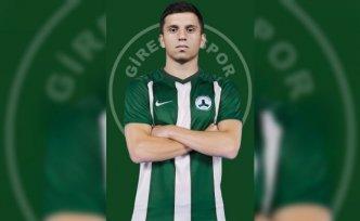 Giresunspor, hücum oyuncusu Magomed-Shapi Suleymanov'u kadrosuna kattı