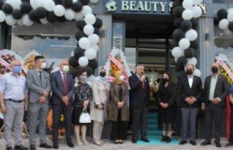 Bafra'da BEAUTY Bayan Kuaför ve Güzellik merkezi açıldı