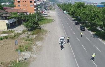 Samsun'da Ölümlü Trafik Kazalarında %38,5 Oranında Azalma Var
