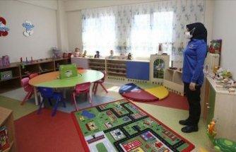 Sincan Kadın Kapalı Cezaevindeki anne çocuk ünitesi haftaya faaliyete geçecek