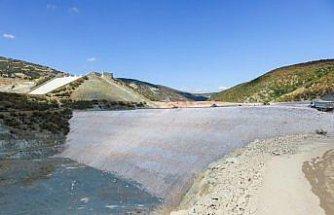Tokat Turhal Barajı bölgeye
