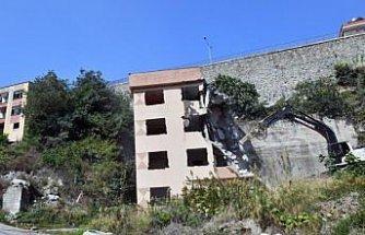 Trabzon'da kamulaştırılan alanlar için hak sahiplerine 8,4 milyon lira ödendi
