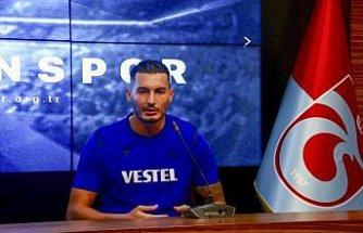 Trabzonspor'un kalecisi Uğurcan Çakır: