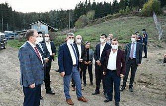 Vali Gürel'den Safranbolu'ya ziyaret