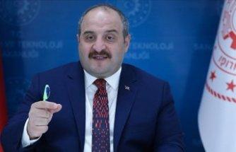 Varank: Pandemide Türk sanayisi kendini ispatladı