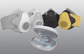 Yerli üretim akıllı maske yüksek kapasiteli üretime hazırlanıyor