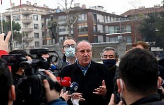 Eski CHP Milletvekili Muharrem İnce, Düzce'de esnafı ziyaret etti: