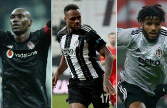Beşiktaş'ın en istikrarlısı Hutchinson, en golcüsü Larin, en 'hırçın'ı Rosier