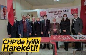 CHP'de İyilik Hareketi!