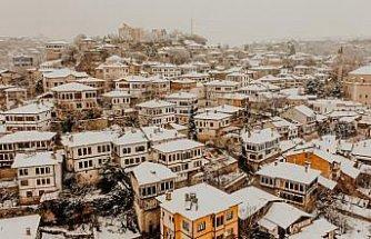 Tarihi kent Safranbolu salgına rağmen geçen yıl nüfusunun 9 katı turist ağırladı