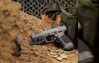 Türkiye'nin özgün ve yerli tabancası SAR 9X, ABD'de