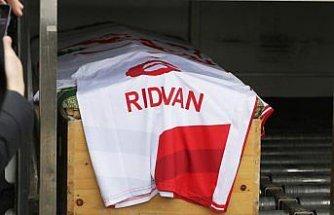 Boluspor'un efsane futbolcusu Rıdvan Ertani, toprağa verildi