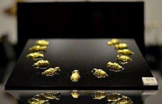 Kaçak kazıda bulunan Roma dönemine ait 40 eser Çorum Müzesi'nde sergileniyor
