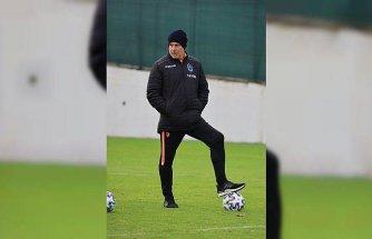 Trabzonspor, Hatayspor maçı hazırlıklarını tamamladı