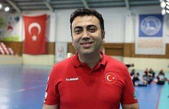 Kastamonu Belediyespor Antrenörü Serkan İnci: