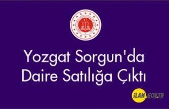 Yozgat Sorgun'da daire Satılığa Çıktı