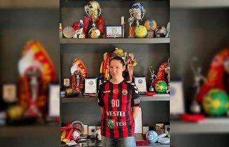 Kastamonu Belediyespor'un yeni transferi Raicevic'in hedefi Şampiyonlar Ligi
