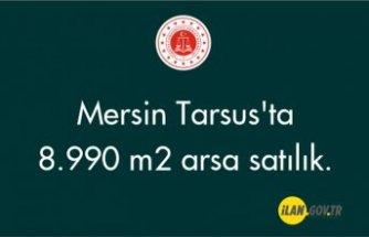 Mersin Tarsus'ta 8.990 m² arsa satılıktır