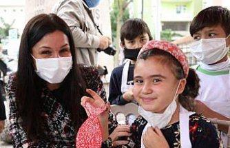 AK Parti'li Karaaslan, Samsun'da rehabilitasyon merkezini ziyaretinde konuştu: