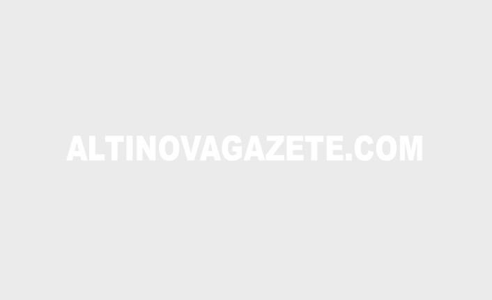 Merzifon'da yangın çıkan evde hasar oluştu