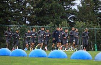 Trabzonspor, Alanyaspor maçının hazırlıklarına başladı